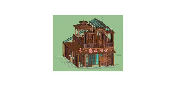 是什么让客户主动来找鑫泰阳订制全铝别墅,铝凉亭,葡萄架,护栏呢?