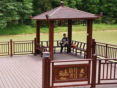 简析佛山鑫泰阳铝制凉亭的优点