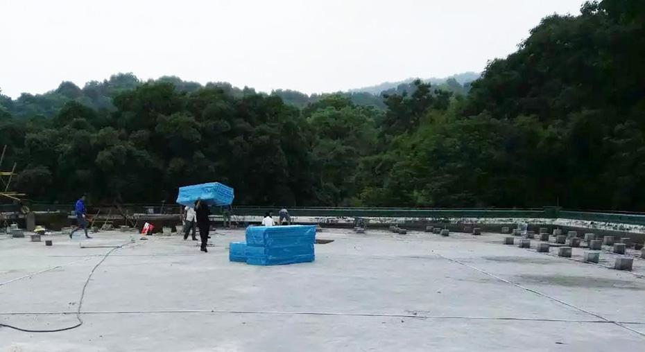 鑫泰阳广州工程案例施工前